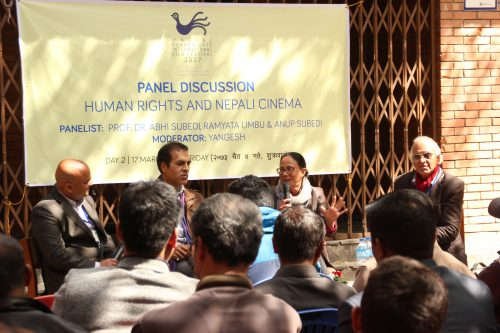 HUMAN RIGHTS AND NEPALI CINEMA
