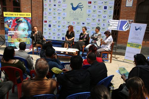 Panel Discussion On Portrayal of Women in Nepali Cinema