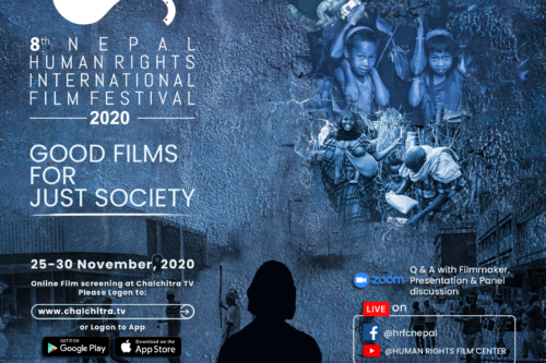 8th Nepal Human Rights International Film festival